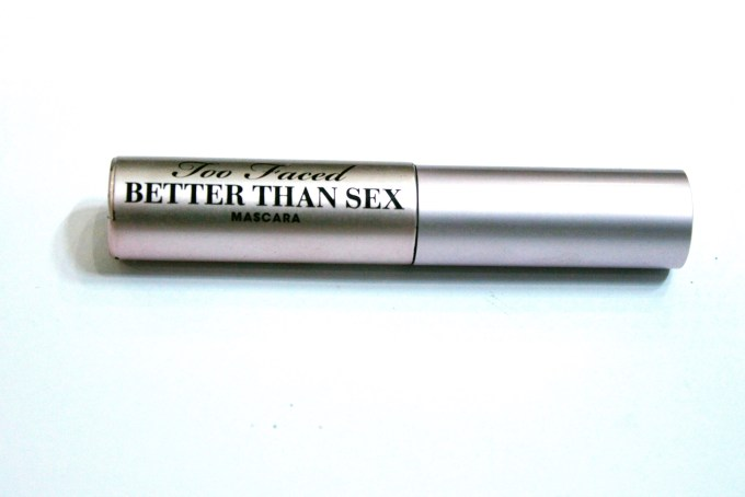Too Faced Better Than Sex Mascara Review, Swatches, Demo MBF