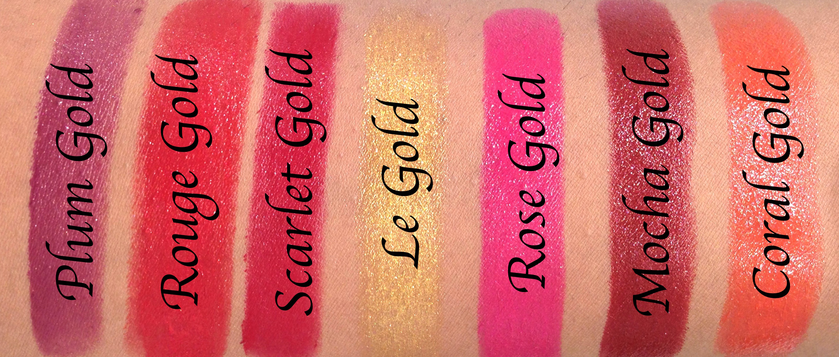 Gold Addiction Satin Lipstick by L'Oreal #19