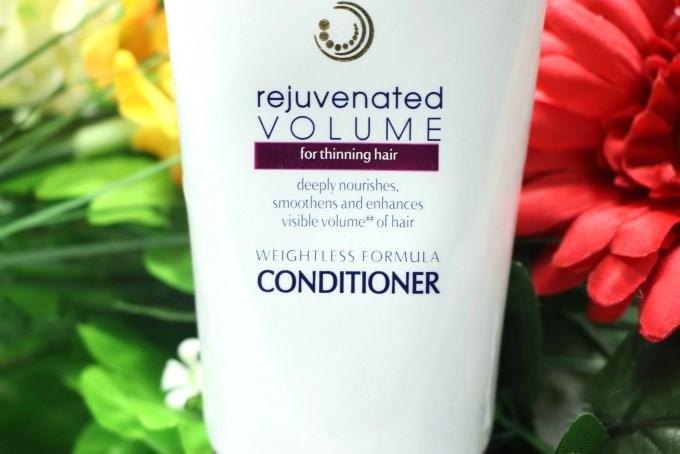 Dove Rejuvenated Volume Conditioner Review MBF