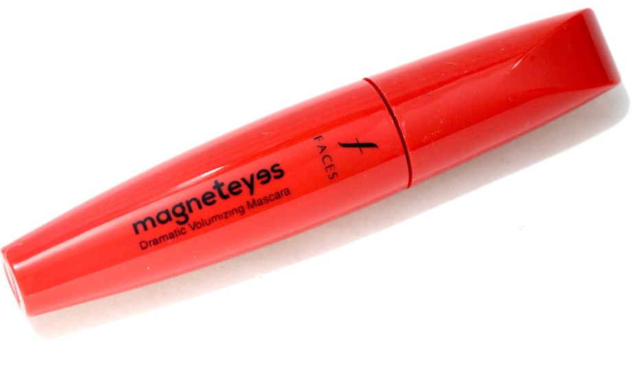 Faces MagnetEyes Mascara Review, Swatches, Demo Indian Makeup Beauty Blog