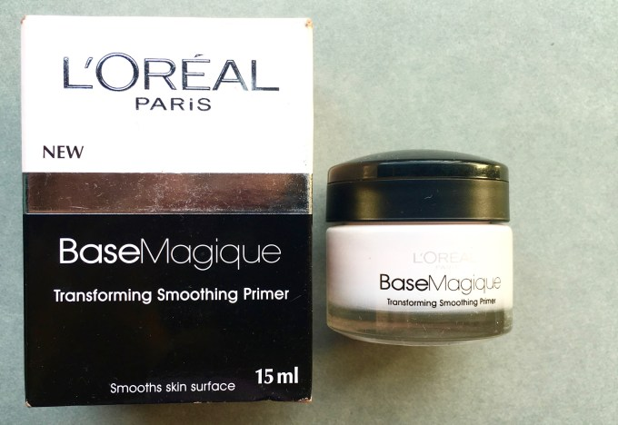 L'Oreal Base Magique Transforming Smoothing Primer Review, Swatches Indian Makeup Beauty Blog