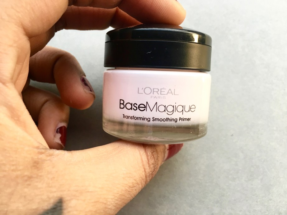 L'Oreal Base Magique Transforming Smoothing Primer Review, Swatches MBF