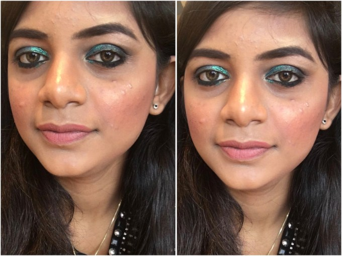Nykaa Matteilicious Lip Crayon Next Level Nude Review, Swatches MBF Makeup Look