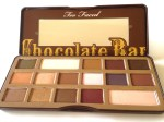 Too Faced Chocolate Bar Eyeshadow Palette Review, Swatches