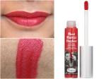 theBalm Meet Matte Hughes Long Lasting Liquid Lipstick Loyal Review, Swatches