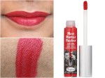 theBalm Meet Matte Hughes Long Lasting Liquid Lipstick Loyal Review, Swatches