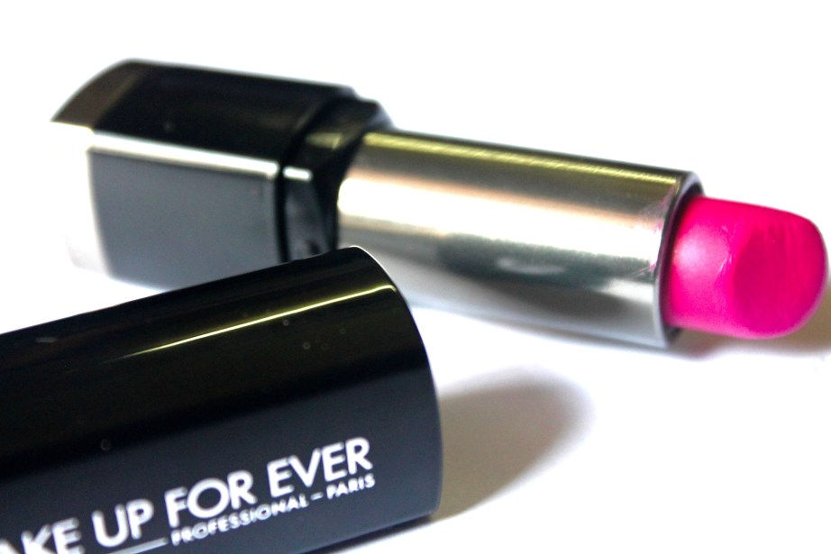 Make Up For Ever Rouge Artist Intense Lipstick 36 Review, Swatches MBF