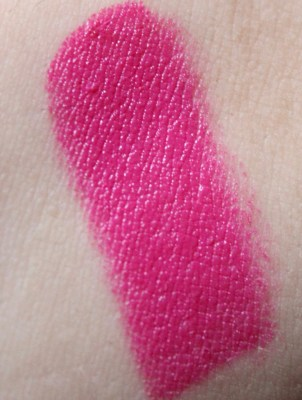 Make Up For Ever Rouge Artist Intense Lipstick 36 Review, Swatches skin