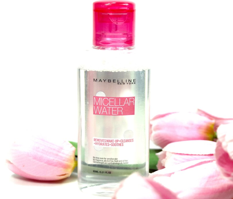 Maybelline Micellar Water Review, Demo MBF