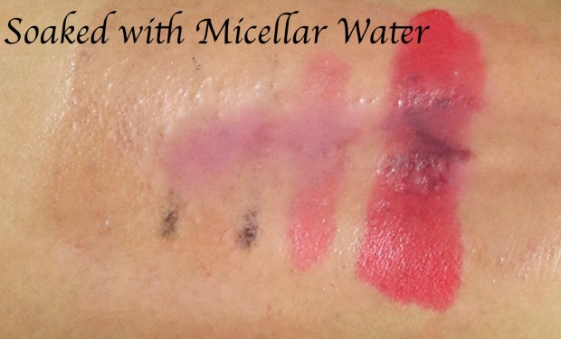 Maybelline Micellar Water Review, Demo Soaked 1