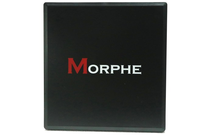 Morphe Deysi Danger Highlight Palette Review, Swatches Front