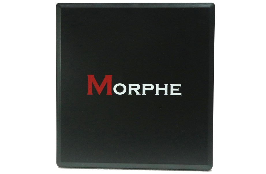 Morphe Deysi Danger Highlight Palette Review, Swatches Front
