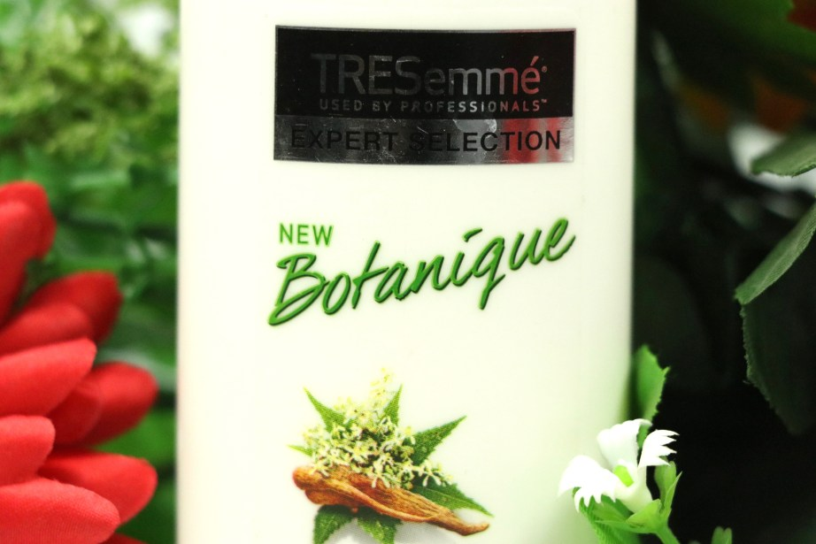 TRESemmé Botanique Detox & Restore Conditioner Review 1