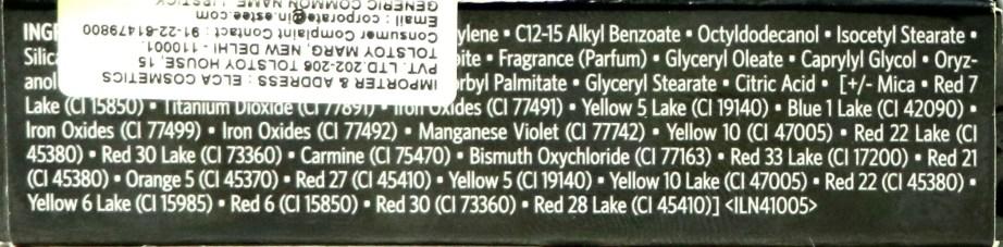 Bobbi Brown Creamy Matte Lip Color Calypso Review, Swatches Ingredients