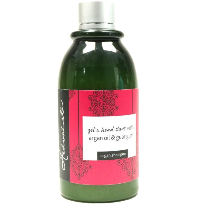 Hedonista Argan Shampoo Review