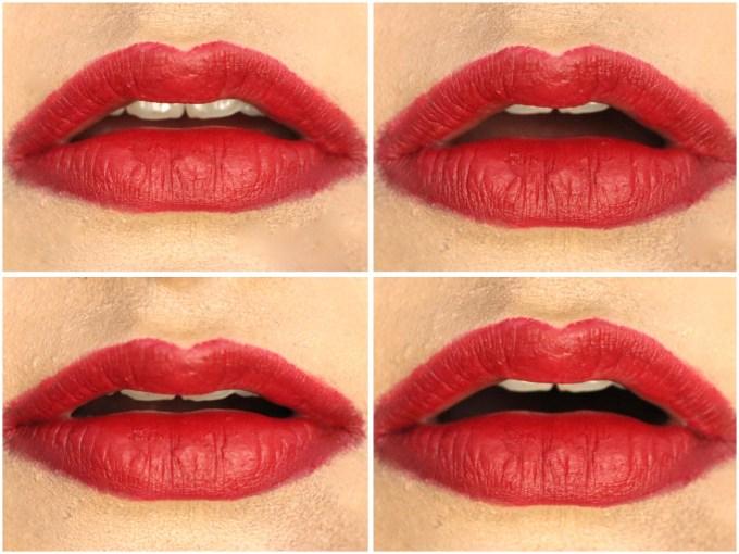 L'Oreal Paris Rouge Magique Lipstick Royal Velouté 909 Review, Swatches On Lips