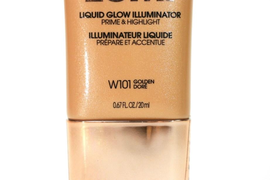 L'Oreal True Match Lumi Liquid Glow Illuminator Highlighter Review, Swatches Golden Dore
