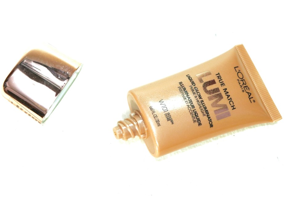 L'Oreal True Match Lumi Liquid Glow Illuminator Highlighter Review, Swatches MBF Blog