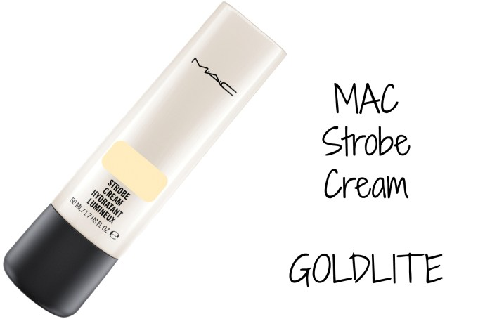 MAC Strobe Cream Goldlite Review, Swatches
