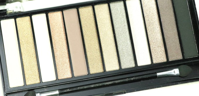 Makeup Revolution Iconic 2 Redemption Palette Review, Swatches Closeup