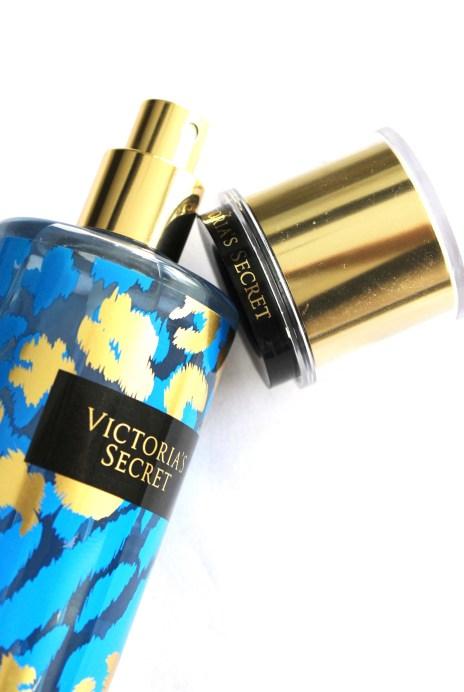 Victoria's Secret Electric Fragrance Mist Review MBF Blog