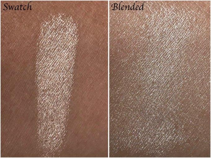 Estée Lauder Bronze Goddess Illuminating Powder Gelée Heat Wave Review, Swatches and Blended