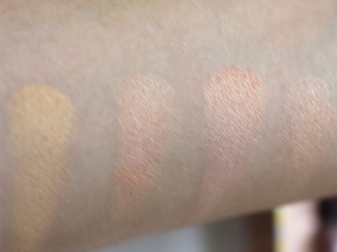 Benefit Sugarbomb Blush Swatches