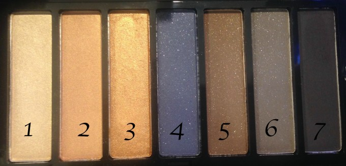 Colorbar Smokey Eyeshadow Palette Review, Swatches MBF