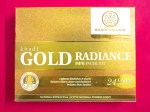 Khadi Gold Radiance Facial Kit Review, Swatches
