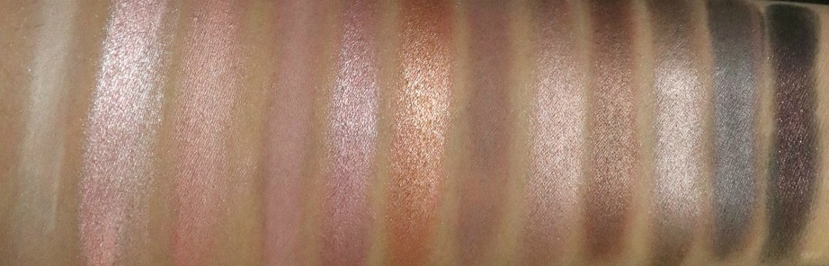 Makeup Revolution Iconic 3 Redemption Eye shadow Palette Review, Swatches