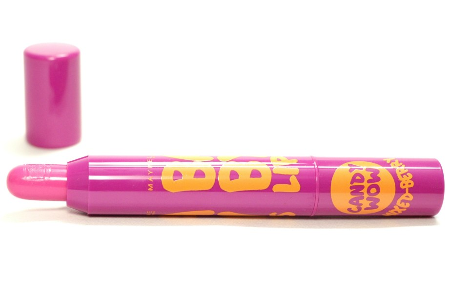 Maybelline Baby Lips Candy Wow Mixed Berry Review MBF Blog
