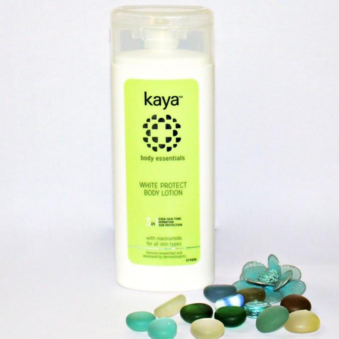 Kaya White Protect Body Lotion Review