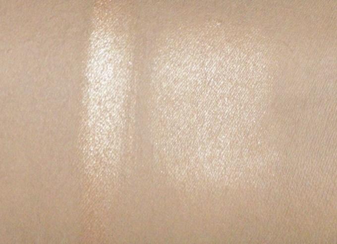 Bobbi Brown Bronze Glow Highlighting Powder Review, Swatches no filter