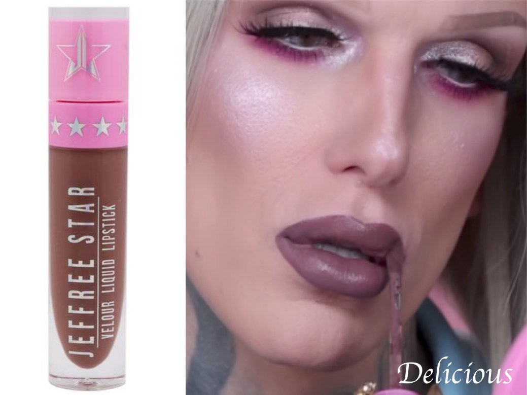 Jeffree Star Star Family Collection Lipsticks Highlighter Review