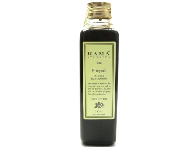 Kama Ayurveda Bringadi Intensive Hair Treatment Oil Review