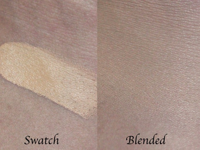 PAC Spot Concealer Pot Review, Shades, Swatches on skin