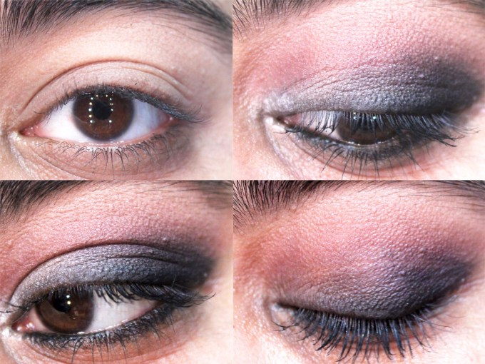 Too Faced Shadow Insurance Eyeshadow Primer Review, Swatches, Demo Eye Makeup Look MBF Blog