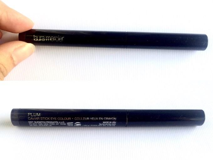 Laura Mercier Caviar Stick EyeColour Plum Review, Swatches