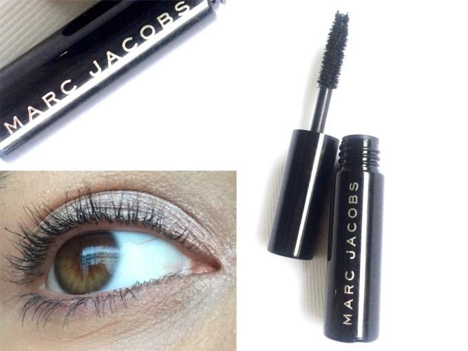 Marc Jacobs Beauty O!Mega Lash Volumizing Mascara Blacquer Review, Swatches