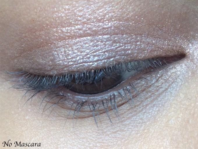 Marc Jacobs Beauty O!Mega Lash Volumizing Mascara Blacquer Review, Swatches Before