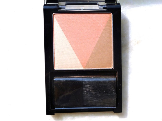 Maybelline Face Studio Contouring Blush Brown Review, Swatches MBF Blog