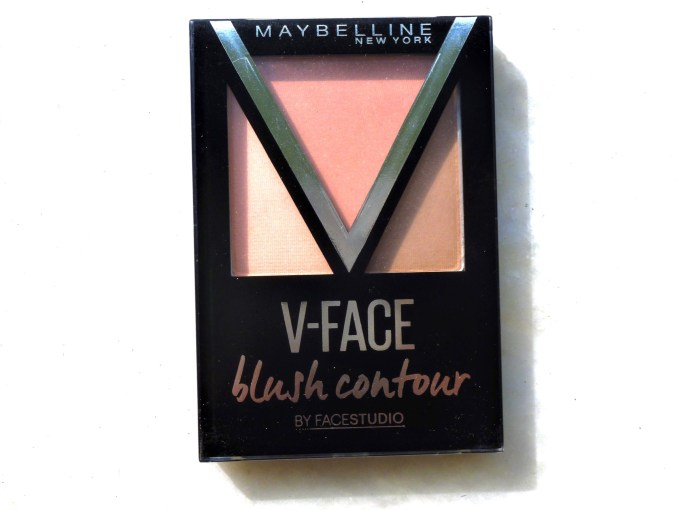 Maybelline Face Studio Contouring Blush Brown Review, Swatches MBF