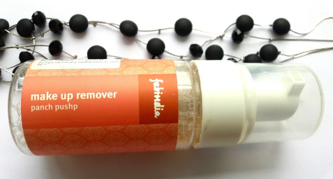 Fabindia Panch Pushp Makeup Remover Review