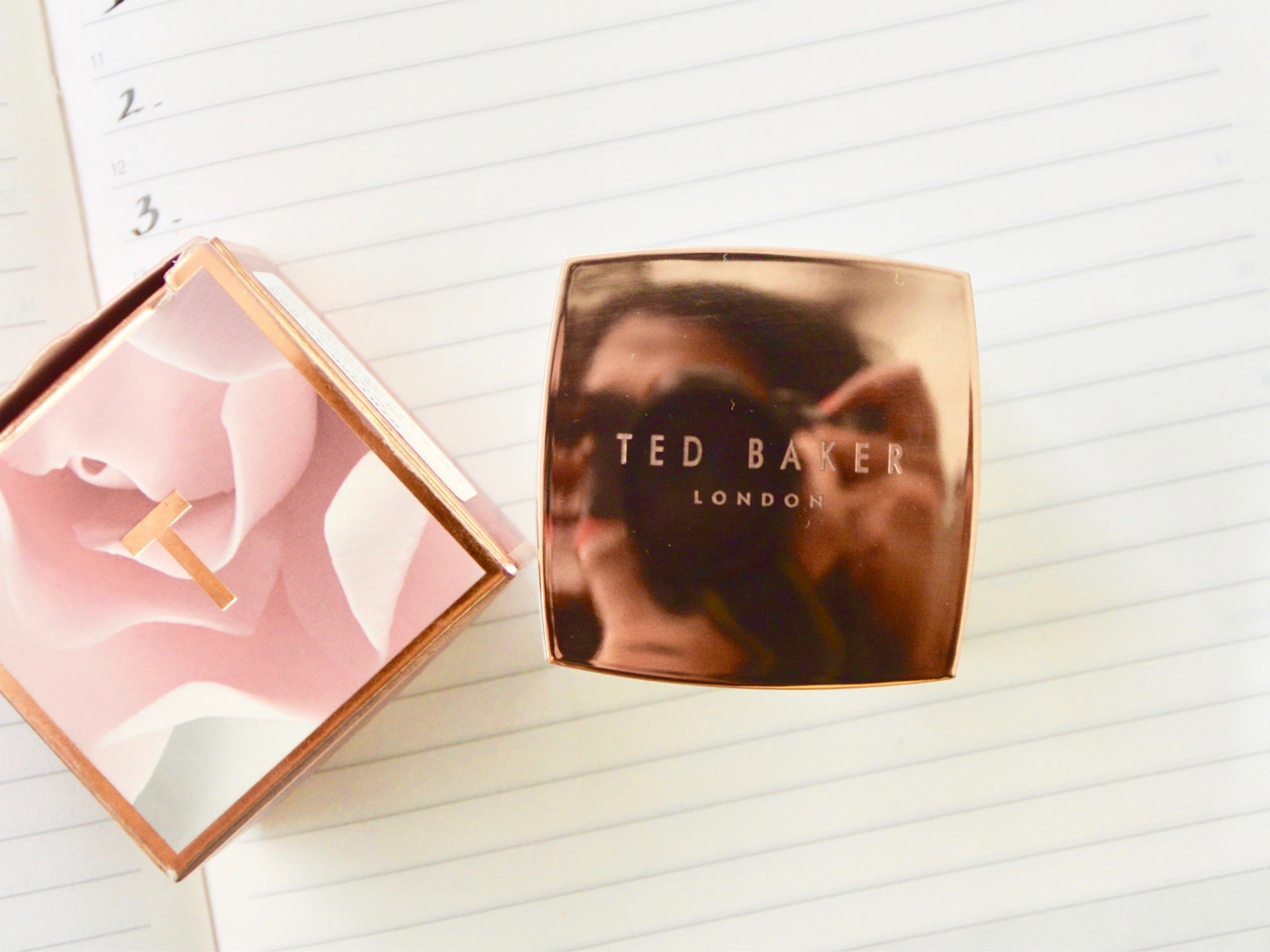 4db16040322 Ted Baker Opulent Petal Lip Balm Review