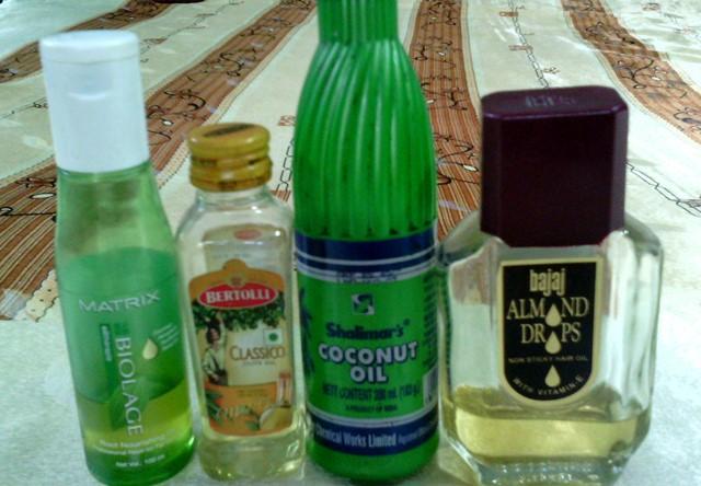 hair spa at home to control hair fall