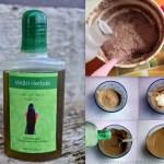 mabh hair oil and shikakai