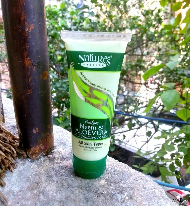nature's essence neem alove vera lotion