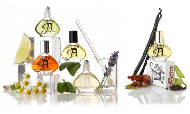 perfume organic 2