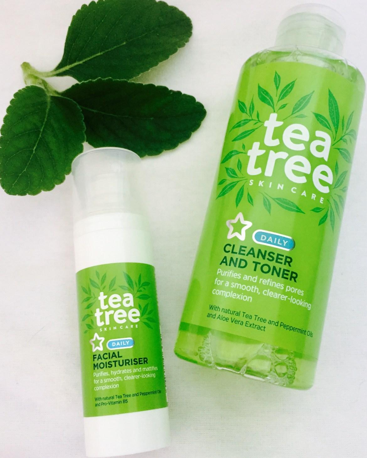 Resenha Tônico e Hidratante Tea Tree Skincare – Superdrug