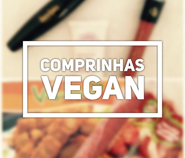 Comprinhas Veganas da Feira VegBorá